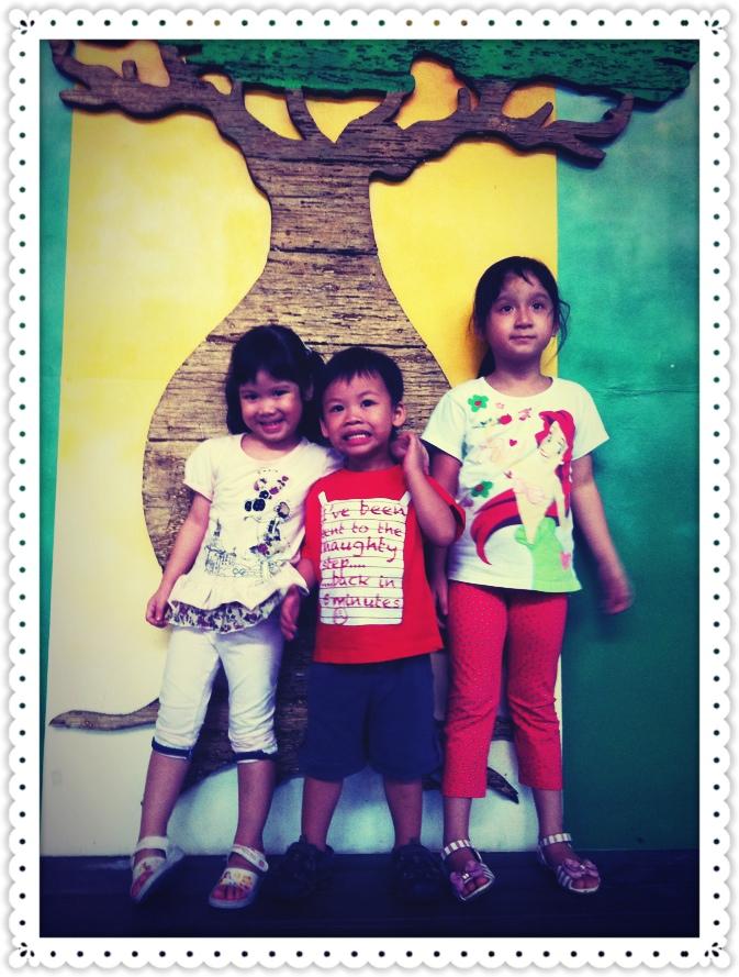 The Kids @ Bottle Tree Park