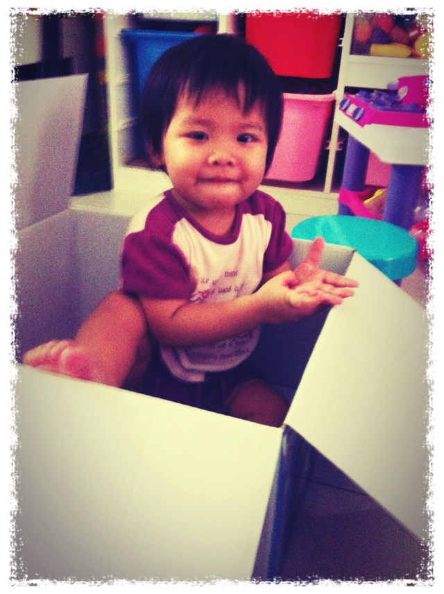 Toddler-In-A-Box