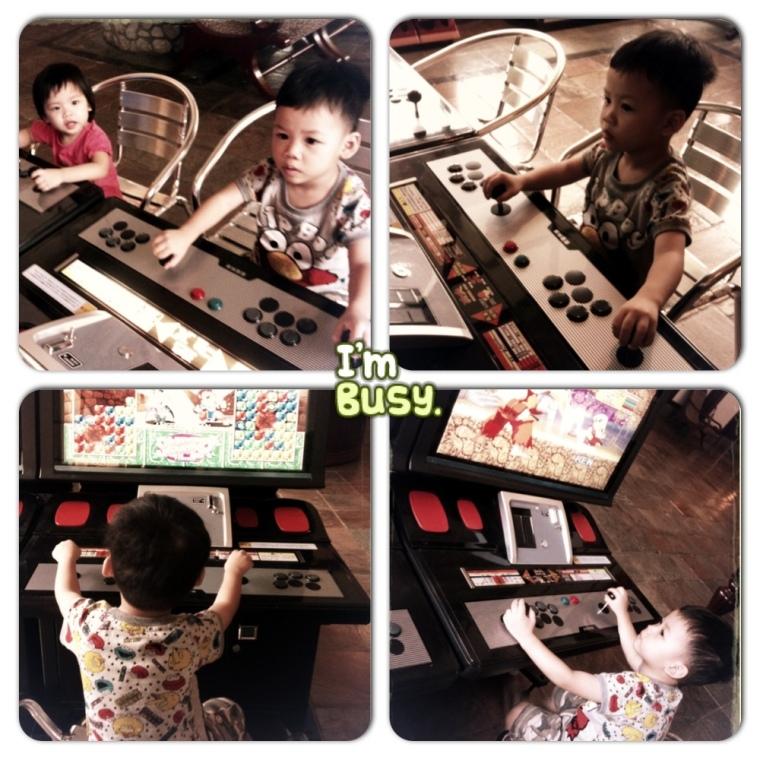 Arcade @ Equtorial Hotel Cameron Lobby