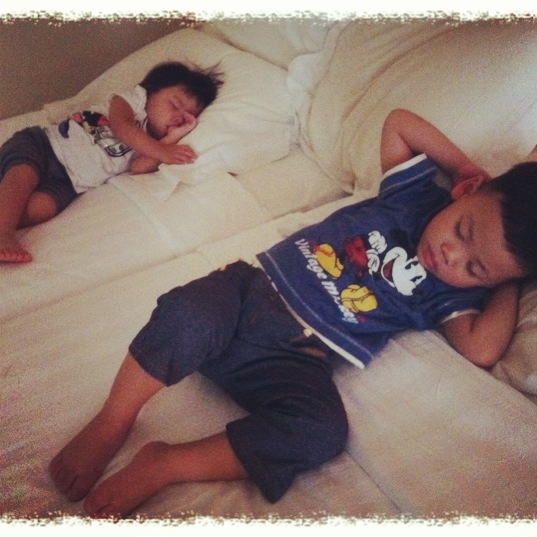 Kids Napping