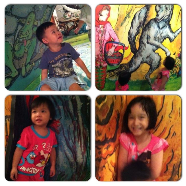 Kids @ The Enchanted Garden City