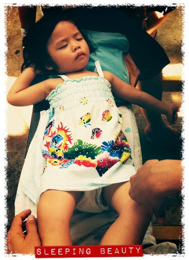 Loi Sleeping @ Sunway Lagoon