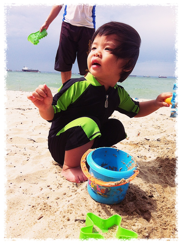 Loi Sand Play @ ECP