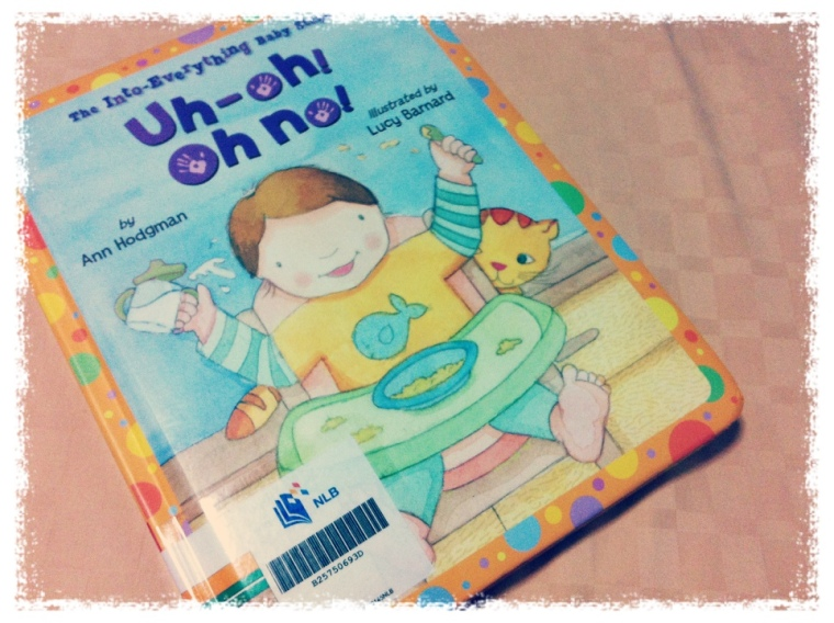 Cover of Uh-Oh! Oh No!