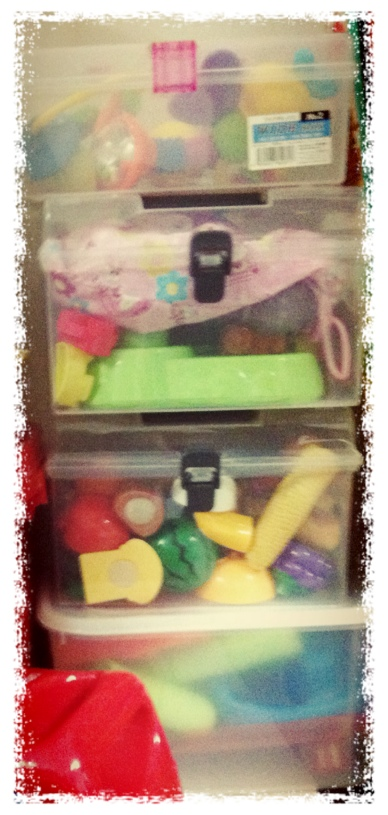 Storage Boxes from Daiso