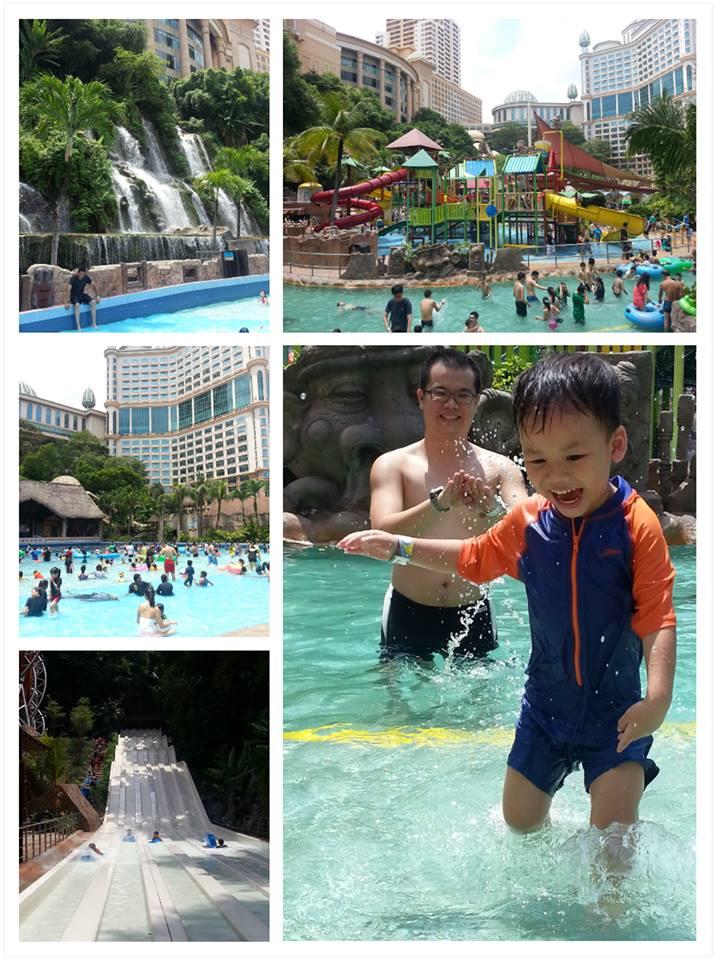 Water Park @ Sunway Lagoon