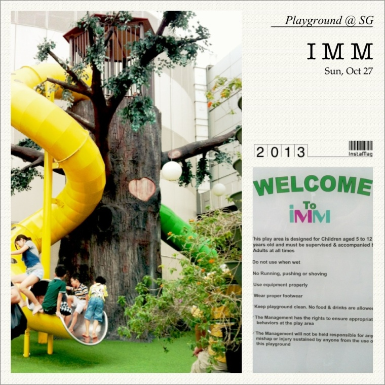 Play@SG: IMM Treetop Slide