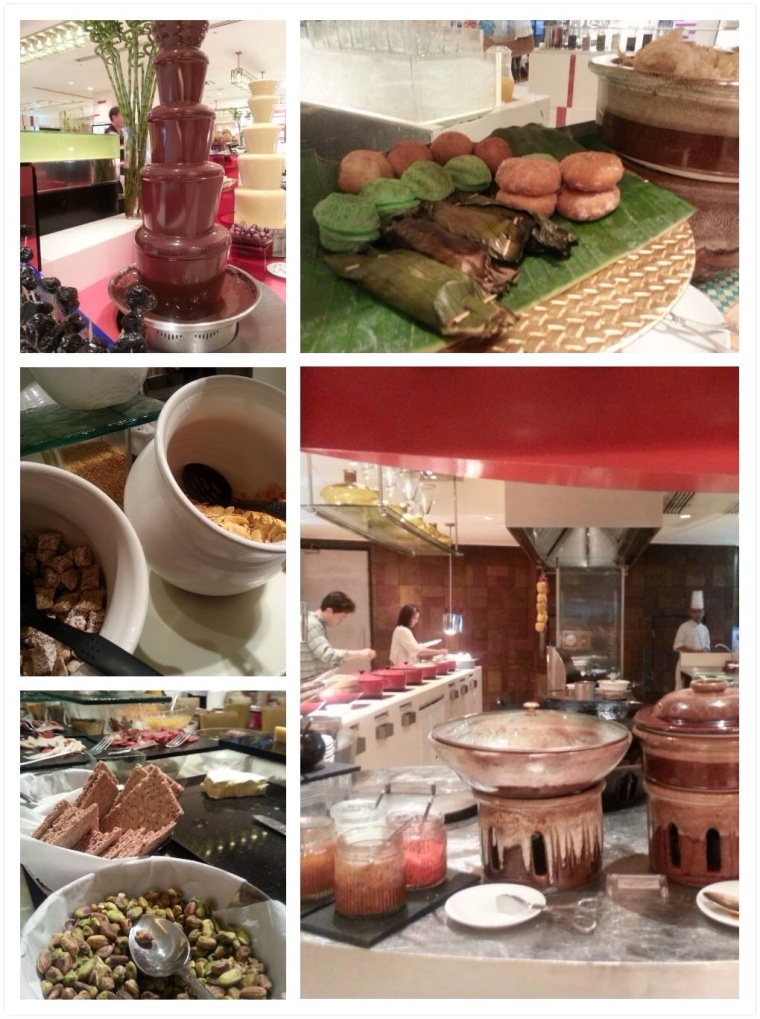Buffet Breakfast @ Shangri-La KL: Local and Western Spread