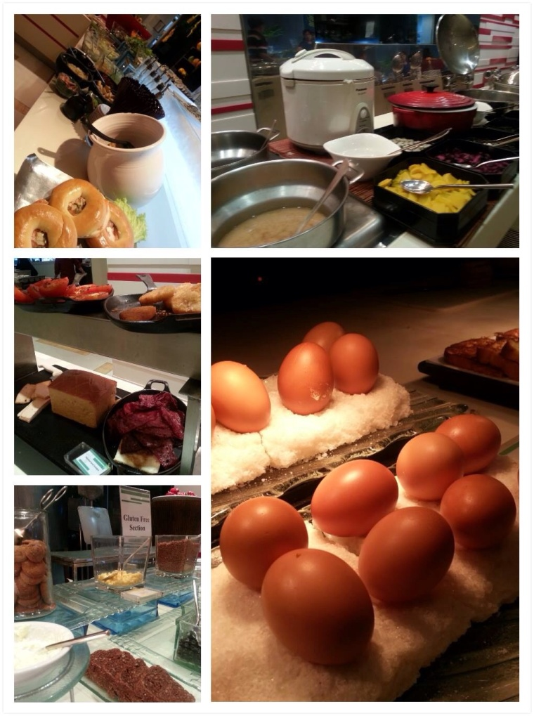 Buffet Breakfast @ Shangri-La KL