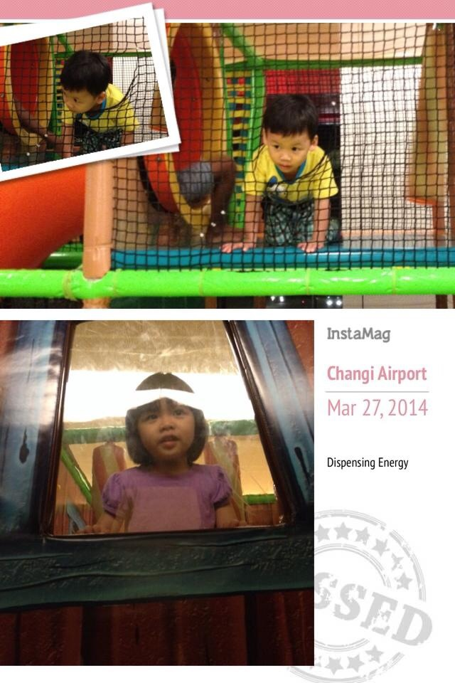 Zai @ 4 y.o and Loi @ 29 months