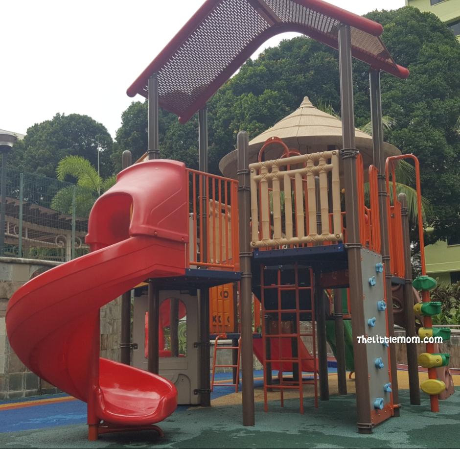 Spottiswoode Park Estate Playground
