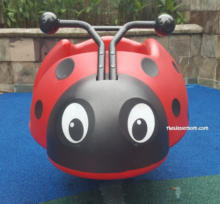 Spottiswoode Playground - Ladybug