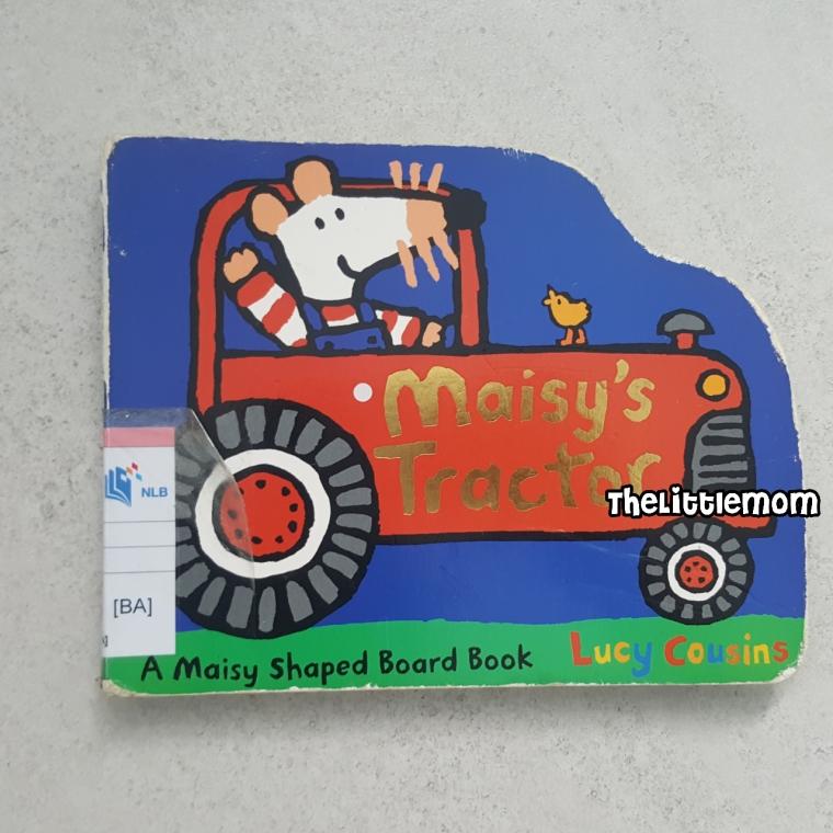 Maisy Tractor